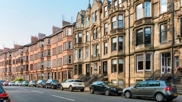flats in Glasgow