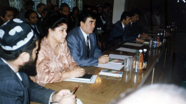 کمیسیون آشتی ملی