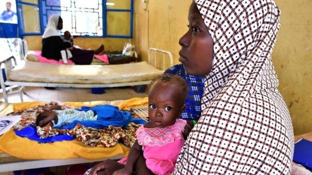 Mujer en Niger