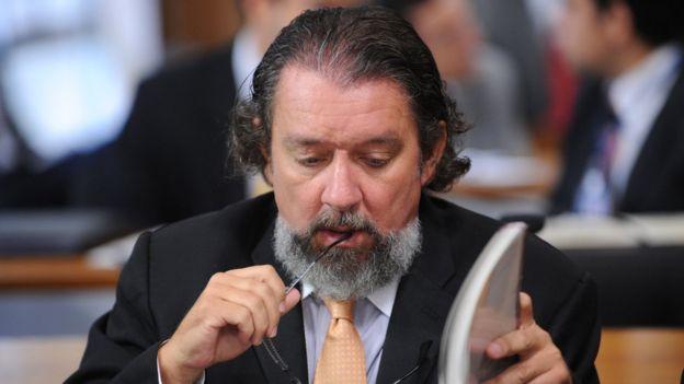 O advogado Antônio Carlos de Almeida Castro