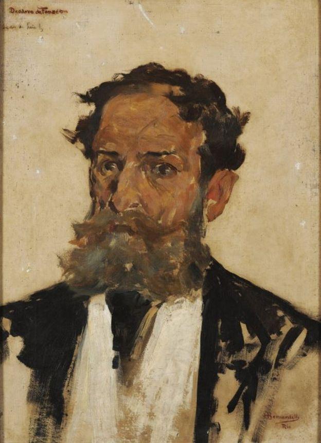 Retrato do Marechal Deodoro da Fonseca por Henrique Bernardelli