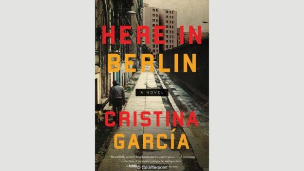 کریستینا گارسیا، اینجا در برلین