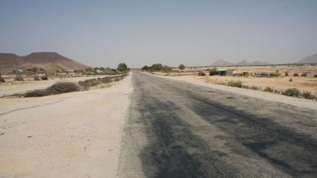 The 268km ramshackle road running from Berbera to the border with Ethiopia needs a lot of work before it can handle the sort of volume of trade traffic that Somaliland hopes for from the deal with DP World