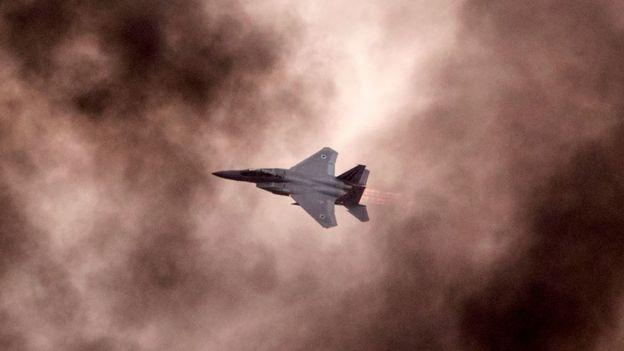 F15 israelí