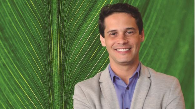 Rodrigo Medeiros, vice-presidente da Conservation International para o Brasil