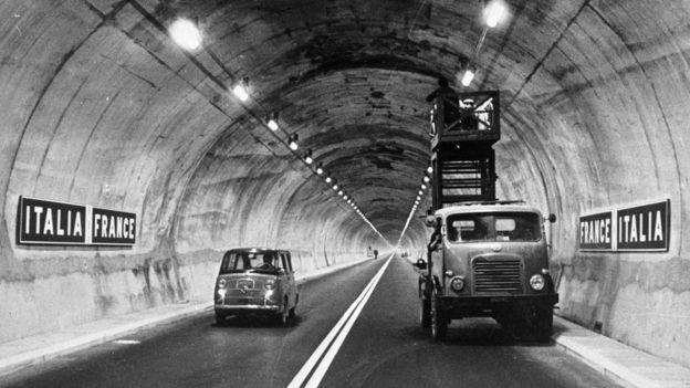 Túnel de Mont Blanc