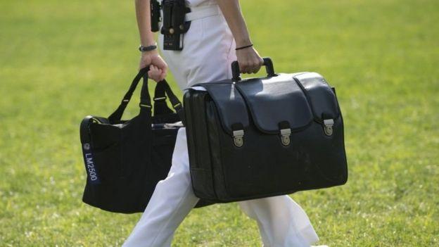El maletín nuclear