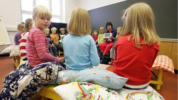 En Finlandia el sistema de evaluación docente es más informal y se basa en la confianza.