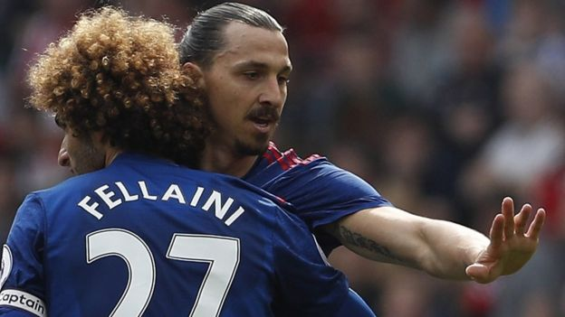 Manchester United waitandika Sunderland bao 3-0
