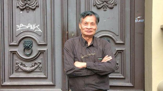 Sau khi bị câu lưu ở đồn công an, Tiến sĩ Nguyễn Quang A viết trên Facebook