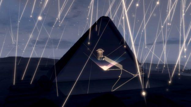 Nguyên tắc sử dụng những hạt lượng tử để xây dựng nên nguyên lý scan Kheops