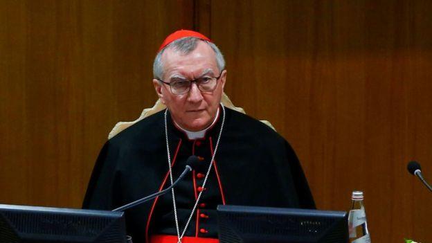 Pietro Parolin, Secretario de Estado vaticano