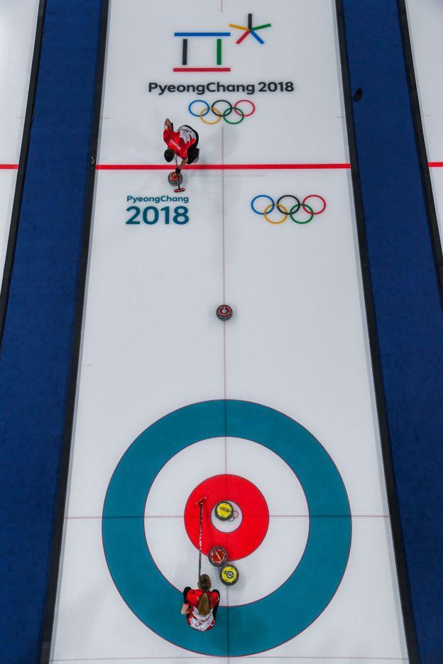 Imagen de curling