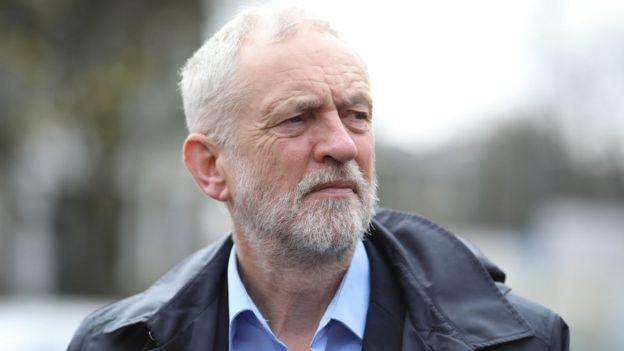 İşçi Partisi Genel Başkanı Jeremy Corbyn