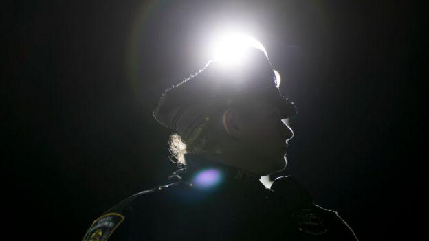 agente policial
