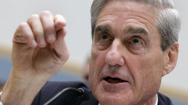 FBI Director Robert Mueller testifies before the House Judiciary Committee hearing