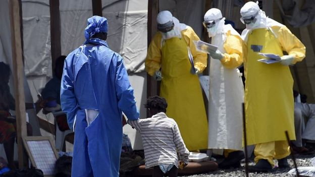 Confirman dos casos de ébola en República Democrática del Congo