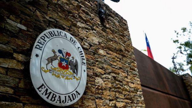 Embajada de Chile en Venezuela