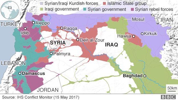 Syria war Turkey will never accept US alliance with Kurds