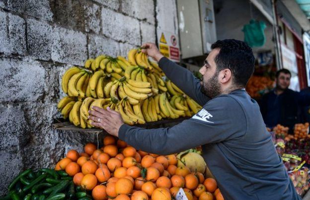 Türkiye'de enflasyon uzun zamandır yüksek seyrediyor