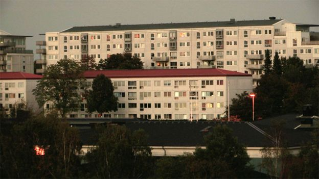Apartments in Angered