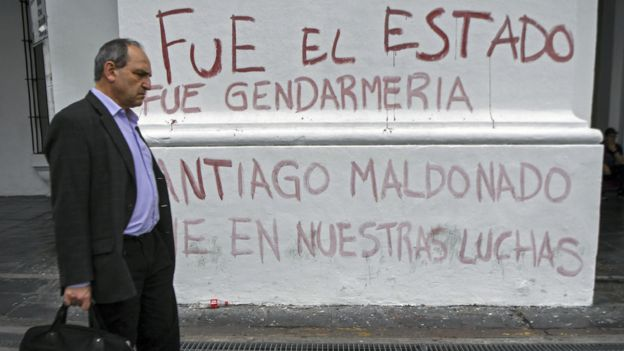 Grafiti en Argentina