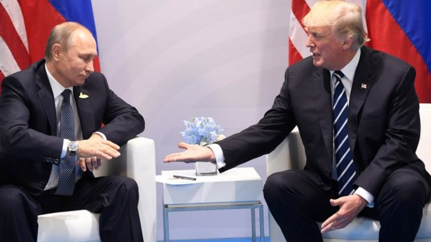 Putin và Trump