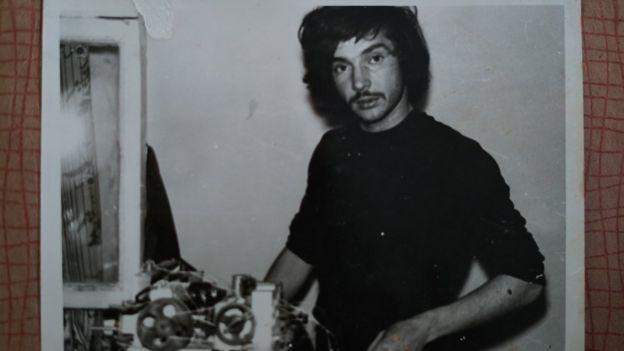 Photograph of Vladimir Voskresenskiy