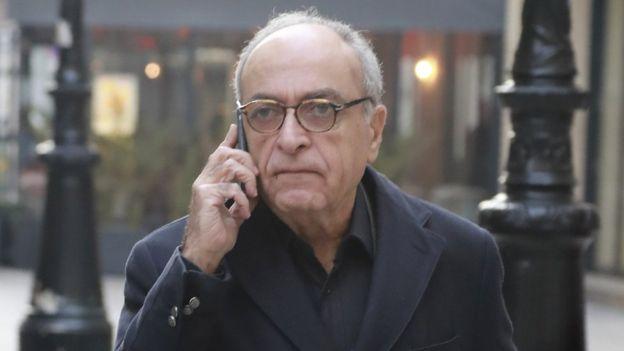Ziad Takieddine, Dec 2016 photo
