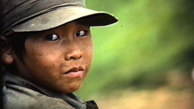 Trẻ em Lào