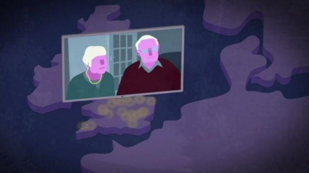 Jean y Alan (ilustración)