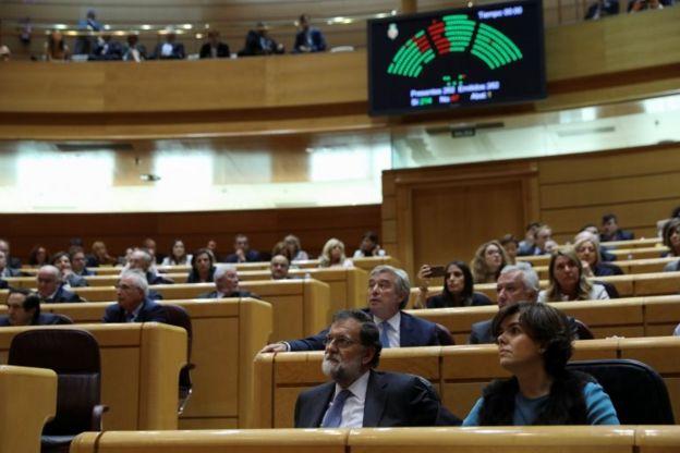 İspanya Senatosu