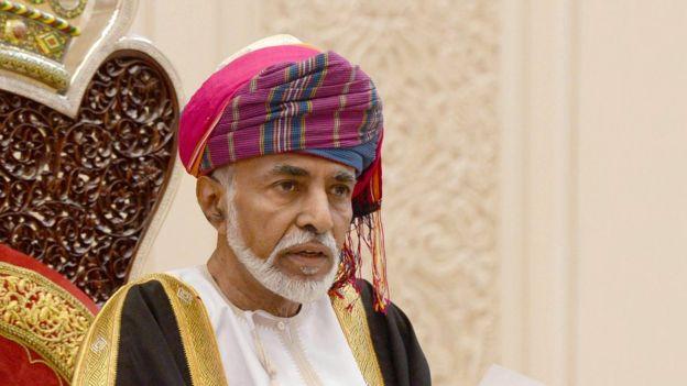 Oman'sSultan Qaboos