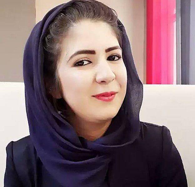 Хотира Аюби, 20 лет, продюсер утренних программ