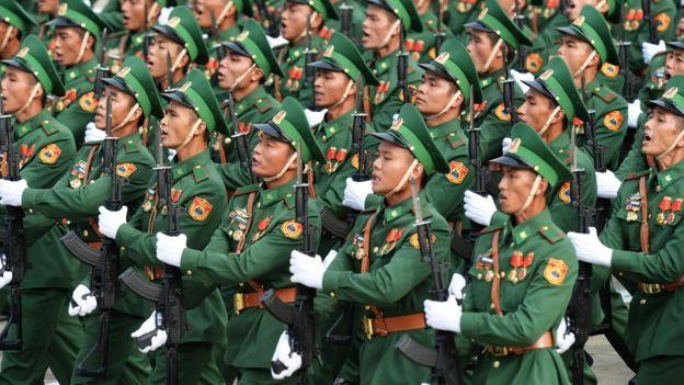 Quân đội Việt Nam