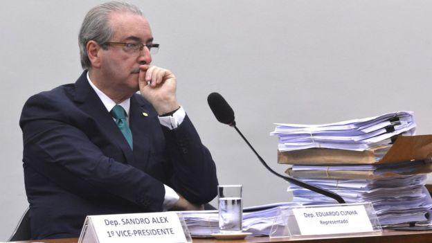 Eduardo Cunha teve mandato cassado