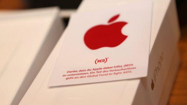 La nuova Red iPhone