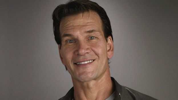 Hollywood actor Patrick Swayze died from pancreatic cancer aged 57