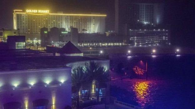 Hotel Golden Nugget en Biloxi
