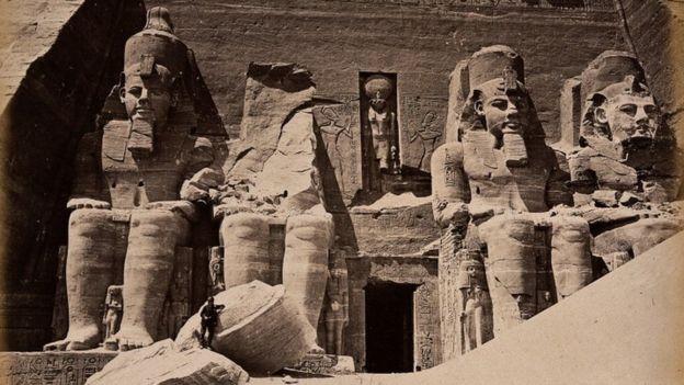 Representação de Ramsés, O Grande