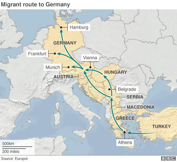 Europe migrant crisis hungary pm calls for 3bn syria aid package a note on terminology the bbc uses the term migrant to refer to all people on the move who have yet to complete the legal process of claiming asylum gumiabroncs Choice Image