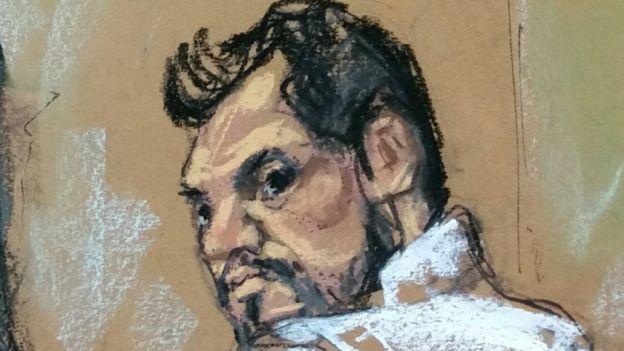 ABD'de tutuklu bulunan eski Halkbank Genel Müdür Yardımcısı Mehmet Hakan Atilla da duruşma salonundaydı.