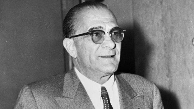 """Vito Genovese o """"Don Vitone"""""""