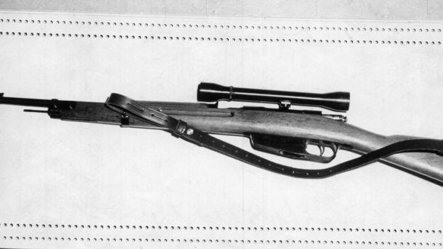 Súng của Lee Harvey Oswald