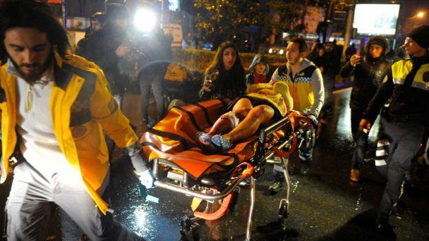 Image result for Reina nightclub attack, photos