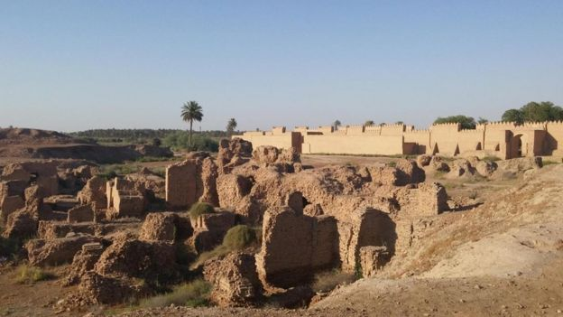 Babil surları