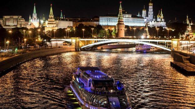 Rio em Moscou