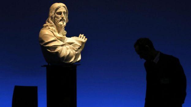 Estatua de Jesús Cristo