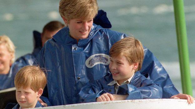 丧母之痛讳莫如深 哈里王子求助於心理治疗
