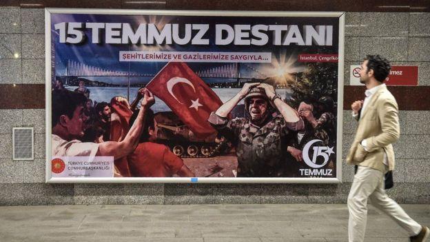 Isku-daygii afgembi ee Turkiga